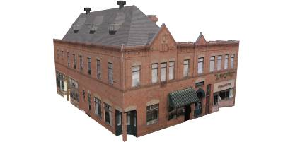3-D Model of Harrignton Opera House by Ron Hall